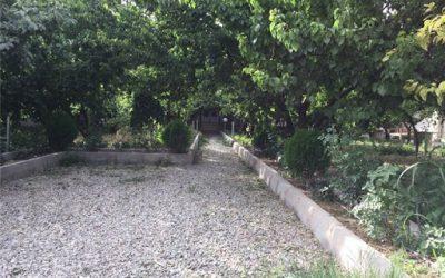 خرید باغ در شهریار ۵۰۰ متر ۴ دیوار آماده ویلا سازی