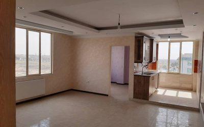 خرید آپارتمان ۷۱ متری دو برنورگیر با آسانسور در شهرک جدید اندیشه فاز یک