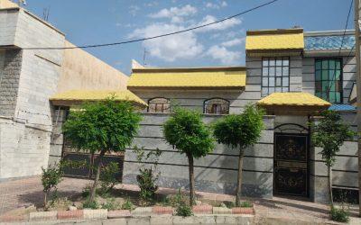 خرید خانه ۲۵۰ متری ویلایی در اندیشه فاز سه